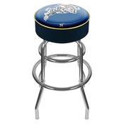 United States Naval Academy Padded Bar Stool - Made In USA