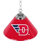 University of Dayton Single Shade Bar Lamp - 14 inch
