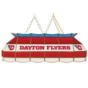 University of Dayton Stained Glass 40 Inch Billiard Lamp