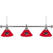 UNLV 3 Shade Billiard Lamp