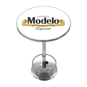 Modelo Chrome Pub Table