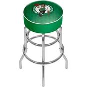 NBA Padded Swivel Bar Stool - City - Boston Celtics