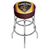 Cleveland Cavaliers NBA Padded Swivel Bar Stool