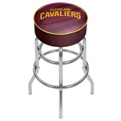 NBA Padded Swivel Bar Stool - Fade - Cleveland Cavaliers