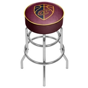 NBA Padded Swivel Bar Stool - City - Cleveland Cavaliers