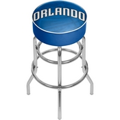 NBA Padded Swivel Bar Stool - Fade - Orlando Magic