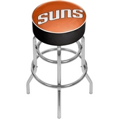 NBA Padded Swivel Bar Stool - Fade - Phoenix Suns