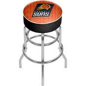 NBA Padded Swivel Bar Stool - City - Phoenix Suns
