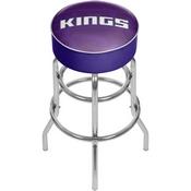 NBA Padded Swivel Bar Stool - Fade - Sacramento Kings
