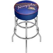 Denver Nuggets NBA Hardwood Classics Padded Swivel Stool