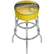 Golden State Warriors NBA Hardwood Classics Bar Stool