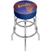 New York Knicks NBA Hardwood Classics Bar Stool