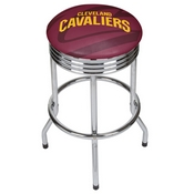NBA Chrome Ribbed Bar Stool - Fade - Cleveland Cavaliers
