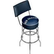 NBA Swivel Bar Stool with Back - Fade - New Orleans Pelicans