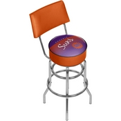Phoenix Suns Hardwood Classics Bar Stool w/Back