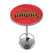 NBA Chrome Pub Table - Fade - Atlanta Hawks