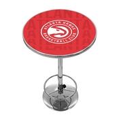 NBA Chrome Pub Table - City - Atlanta Hawks