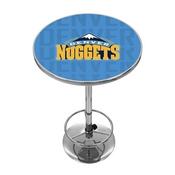 NBA Chrome Pub Table - City - Denver Nuggets