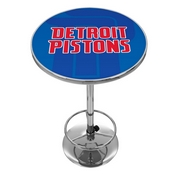NBA Chrome Pub Table - Fade - Detroit Pistons