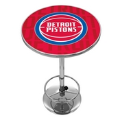 NBA Chrome Pub Table - City - Detroit Pistons