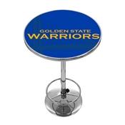 NBA Chrome Pub Table - Fade - Golden State Warriors
