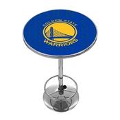 NBA Chrome Pub Table - City - Golden State Warriors