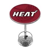 NBA Chrome Pub Table - Fade - Miami Heat