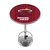 NBA Chrome Pub Table - City - Miami Heat