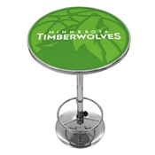 NBA Chrome Pub Table - Fade - Minnesota Timberwolves