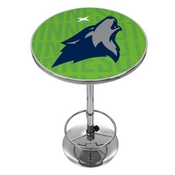 NBA Chrome Pub Table - City - Minnesota Timberwolves