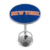 NBA Chrome Pub Table - Fade - New York Knicks