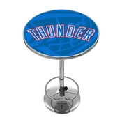 NBA Chrome Pub Table - Fade - Oklahoma City Thunder