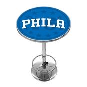 NBA Chrome Pub Table - Fade - Philadelphia 76ers