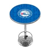 NBA Chrome Pub Table - City - Philadelphia 76ers