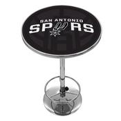 NBA Chrome Pub Table - Fade - San Antonio Spurs