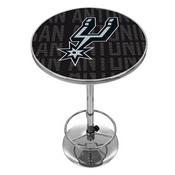 NBA Chrome Pub Table - City - San Antonio Spurs