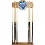 NBA Cue Rack with Mirror - Fade - Oklahoma City Thunder