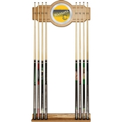 Golden State Warriors Hardwood Classics NBA Cue Rack w/Mirror