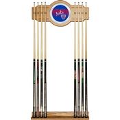 New Jersey Nets Hardwood Classics NBA Cue Rack w/Mirror