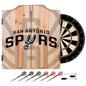 FANMATS 19475 33.75x42.5 Team Color NBA San Antonio Spurs All-Star Mat