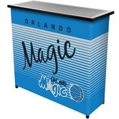 Orlando Magic Hardwood Classics NBA Portable Bar w/Case