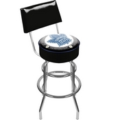 Throwback Toronto Maple Leafs Padded Bar Stool with Back