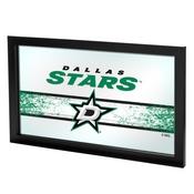NHL Framed Logo Mirror - Dallas Stars