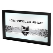 NHL Framed Logo Mirror - Los Angeles Kings