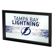 NHL Framed Logo Mirror - Tampa Bay Lightning