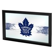 NHL Framed Logo Mirror - Toronto Maple Leafs