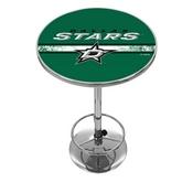 NHL Chrome Pub Table - Dallas Stars