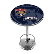 NHL Chrome Pub Table - Watermark - Florida Panthers