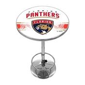 NHL Chrome Pub Table - Florida Panthers
