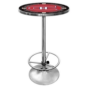 Vintage Montreal Canadiens Pub Table